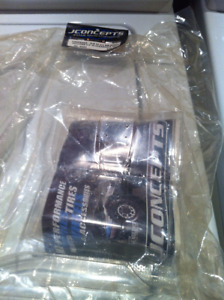rc J-Concepts tlr 22 2.0 body wing new sealed in bag for sale