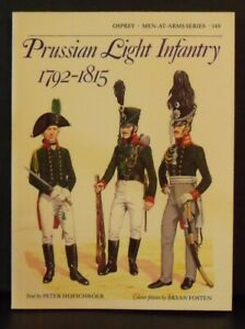 Osprey   Men-At-Arms Series # 149   Prussian Light Infantry
