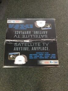 Winegard Carryout Portable Satellite Antenna!! NEW in BOX !!
