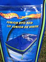 Hot Wheels Camping Bed