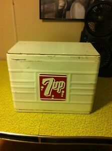 Vintage 7up cooler Kitchener / Waterloo Kitchener Area image 1