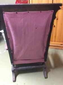 Antique old grand-pa chair over 100years old London Ontario image 2