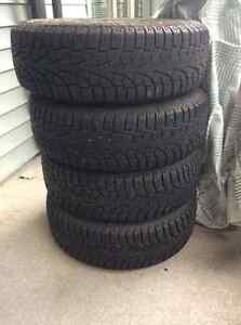 Brand new winter tire n rims, MOVING SALE