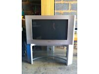 Sony CRT Widescreen TV