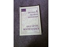 As/A level mathematics revision workbook by Alpha Workbooks