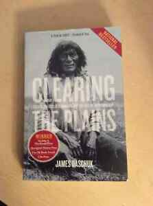 Textbook for sale - Clearing the Plains