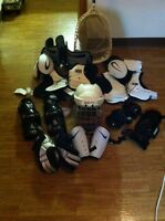 Teen lacrosse equipment