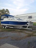 1985 Bayliner Ceira & Trailer available for quick sale!