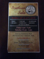 Southeast antique and collectable show  oct 26 and 27  estevan