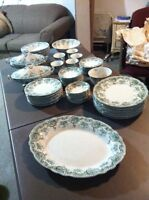 Upper Hanley antique china