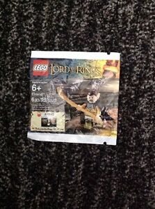 Brand New Lord of the Rings Lego Elrond Minifigure