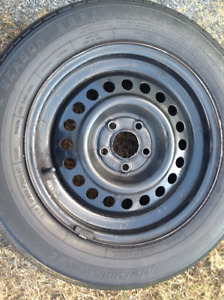 Four tire Rims