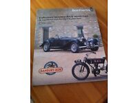 Bonhams catalogue for Collectors motorcycles and Motor Cars