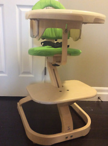 Svan Signet Complete High Chair with Removable Tray and Cushion