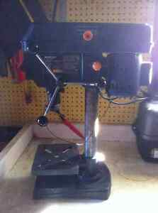 Mastercraft Bench Drill Press