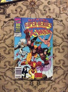 Marvels Super Heros #8 Collector Item