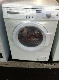 Bosch washing machine 109£