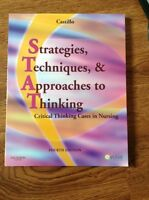 Strategies, techniques, & approaches to thinking 4th ed