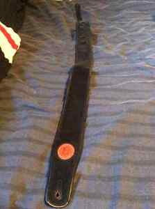 Brand New Levi's Classic Guitar Strap -- Suede leather