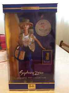 BARBIE SYDNEY 2000 OLYMPIC PIN COLLECTOR Windsor Region Ontario image 1