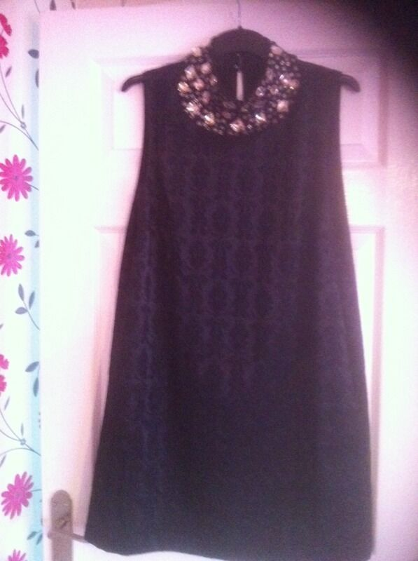Next dressin Fairwater, CardiffGumtree - Next black dress worn twice excellent quality size 14 beautiful jewelled neck collection only £15 no offers as this was expensive