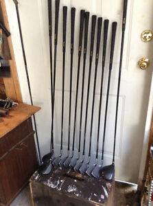 Spaulding full set graphite clubs