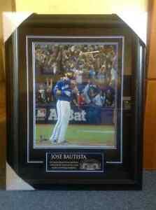 Jose Bautista bat flip poster Kitchener / Waterloo Kitchener Area image 1