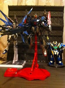 Modeling Stand for Gundam, Figma, S.H.F, S.I.C