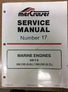 GM- V-8 SHOP MANUAL