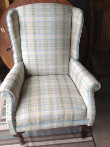 Wing Back chair in New Glasgow