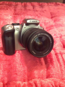 Canon DS6041 with 18-55mm Lens
