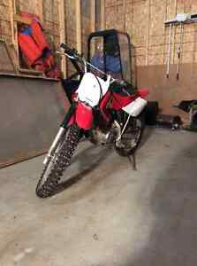 Lightly Used Honda XR100R Dirt Bike (SOLD) Accessories (Availab)
