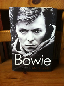 """Bowie: A Biography"" by Marc Spitz (Hardcover)"