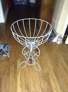 Heavy metal plant stand for sale