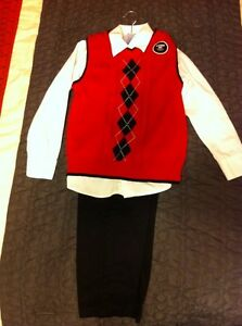 Boy's Size 10, 3-piece outfit