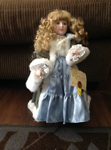 LA Artisan collection doll