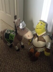 Shrek and donkey Peterborough Peterborough Area image 1