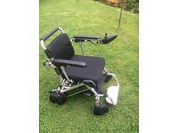 Foldawheel PW-999UL wheelchair electric