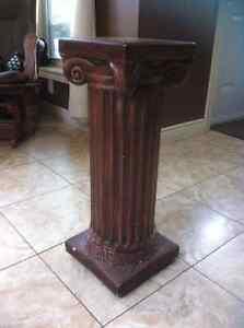 Ceramic column