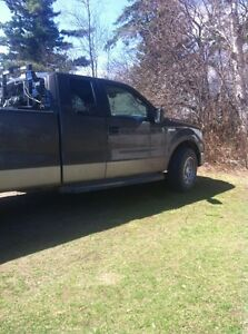 2008 Ford F150 Ext. Cab 8ft longbox