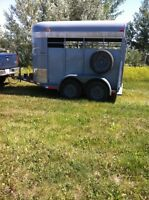 Horse / stock trailer for sale