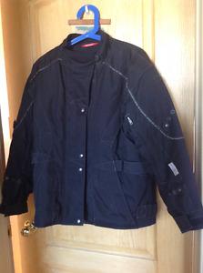 Women's Teknic motorcycle jacket