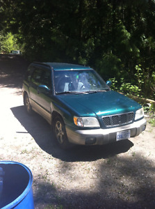 *PRICE LOWERED*  2001 Subaru Forester S SUV, Crossover