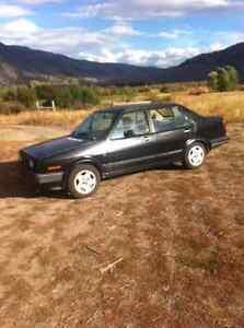 1987 Volkswagen Jetta GL MINT RIDE