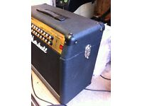 Marshall avt150 amp with removable head
