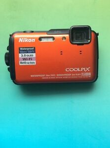 ⭐️⭐️Nikon Coolpix aw110 shockproof and waterproof gps camera