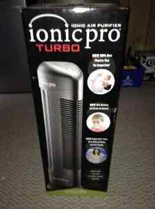 New Ionic Pro Turbo (Air Purifier)