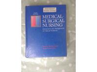 Hard Back Medical Book.