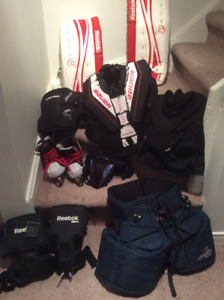 Junior Goalie Equipment For Sale