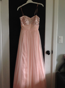 Beautiful Prom Dresses- teal and coral